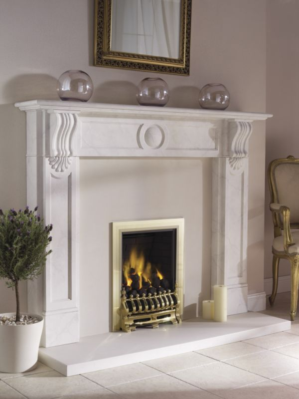 Focal Point Ful Depth Blenheim Gas Fire