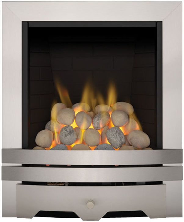 Focal Point Lulworth Full Depth Gas Inset Fire
