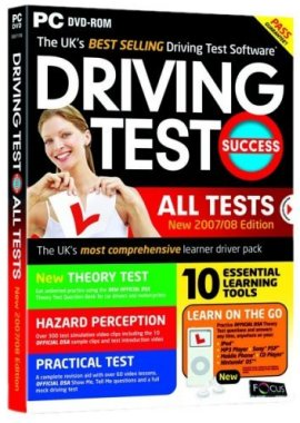 Driving Test All Tests 2007/2008 Edition PC