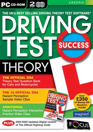 Focus Multimedia Driving Test Success Theory 05-06