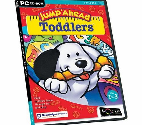 Focus Multimedia Ltd Jump Ahead Toddlers (PC-CD ROM)