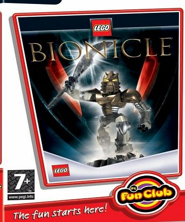 Lego Bionicle (PC DVD)