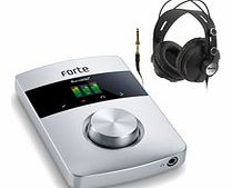 Forte 2in/4out USB Audio Interface