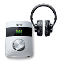 Forte USB Audio Interface and Shure