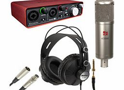 sE Electronics SE2000 Condenser Mic and