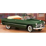 Ford Custom Convertible 1949 Green
