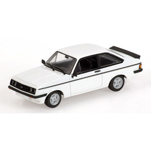 ford Escort MkII RS2000 1976 White
