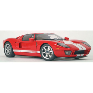 Ford GT 2005 - Red/white stripes 1:12