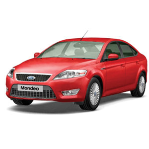 ford Mondeo 2007 Red