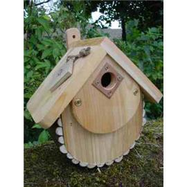 Forest Nest Box - Multi-Species Blue Tit or Robin