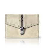 Good Girl - Calfskin Buckle Flap ID Wallet