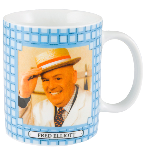 Elliot Coronation Street Classic Quote Mug