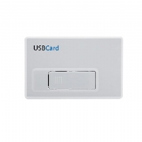 FREECOM  USBCard 1GB White
