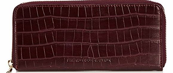 Womens Brielle Wallet SRCAO Wine