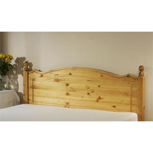 Boston 4FT6 Double Headboard