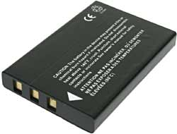 Compatible Digital Camera Battery - NP-60 -