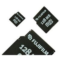 Fujifilm Mini Secure Digital Card 128MB