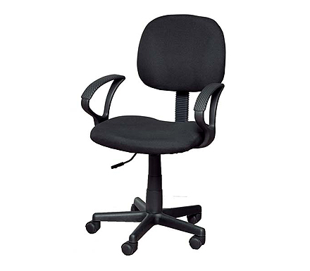 Furniture Link Oscar Gas Lift Operators Office Chair - WHILE