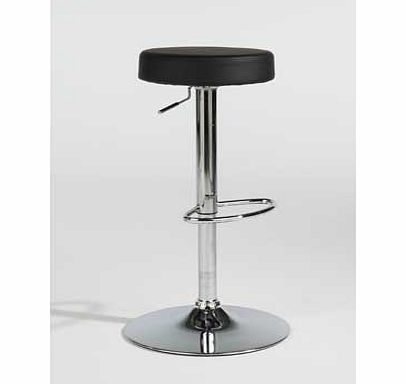 Furniture Solutions Colorado Barstool - Black