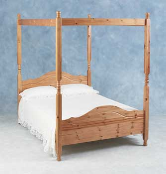 Arabella Four Poster Bed