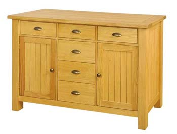 Balint Sideboard in Natural Oak