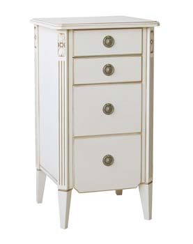 Bordeaux Small Chest Of Drawers - FREE NEXT DAY