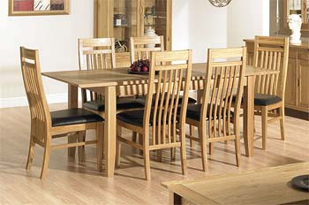 Boston Extending Dining Set