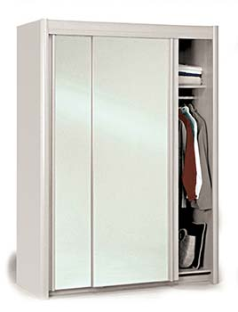 Furniture123 carlene mirrored wardrobe in white review for Furniture 123 wardrobes