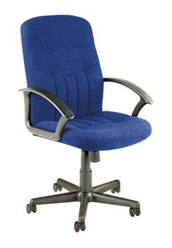 Furniture123 Cavalier 300 Fabric Managers Chair