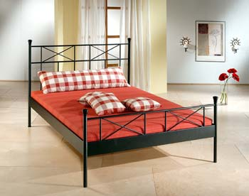 Chalet Bed with Mattress