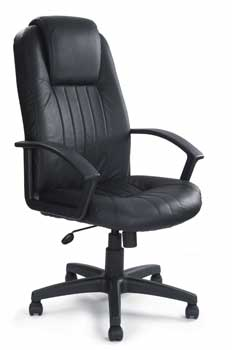 Furniture123 Contract Leather 2269 Office Chair