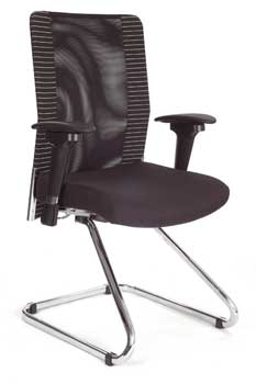 Furniture123 Ergonomic Executive 2133 Visitor Office Chair