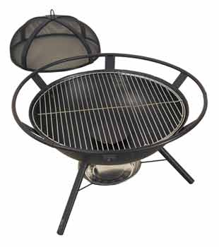 Furniture123 Firepit Safety