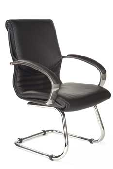 Leather Classic 2050 Visitor Office Chair