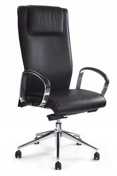 Luxury Leather 2331 Office Chair