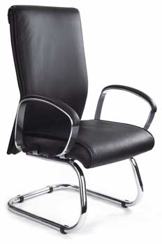Luxury Leather 2333 Visitor Office Chair