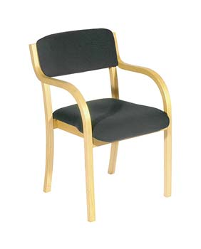 Furniture123 Prague 501 Stackable Reception Chair