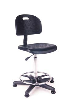 Furniture123 Prema 300 Contoured Operator Chair