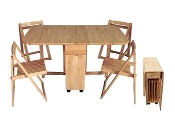 Sadie Butterfly Extending Dining Set