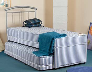 Sweet Dreams Plaza Guest Bed Divan and Mattress