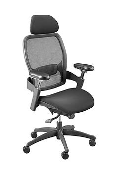 Furniture123 Troy 400 Syncro Operator Chair