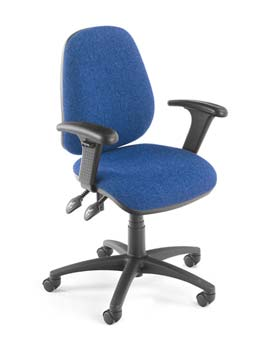 Furniture123 Vantage 102 Medium Back Operator Chair