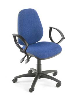 Furniture123 Vantage 201 Medium Back Operator Chair