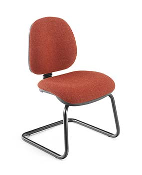 Furniture123 Vantage 300 Visitor Chair