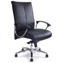 FurnitureToday Deluxe leather 0458 office chair