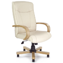 FurnitureToday Deluxe leather 4750 office chair