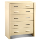 Julian Bowen Florida 5 Drawer Chest