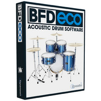 BFD ECO Virtual Drummer Software