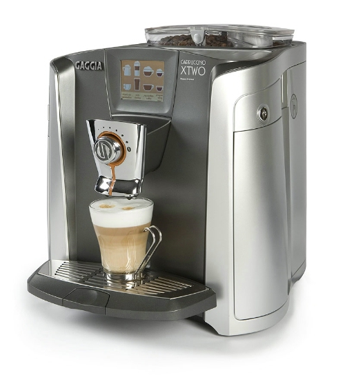 Gaggia Bean To Cup Coffee Maker : bean to cup coffee machine