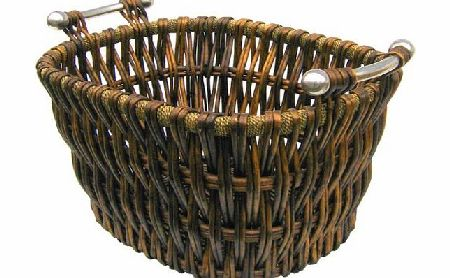 Galleon fireplaces Bampton Medium Fireside Fireplace Log Carrying Basket